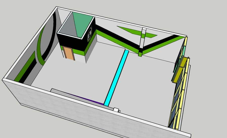 Bài tham dự cuộc thi #                                        20                                      cho                                         Interior Paint Design