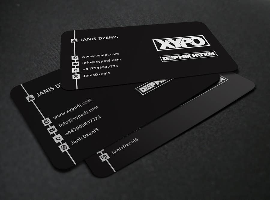 Contest Entry #24 for BUSINESS CARD DESIGN