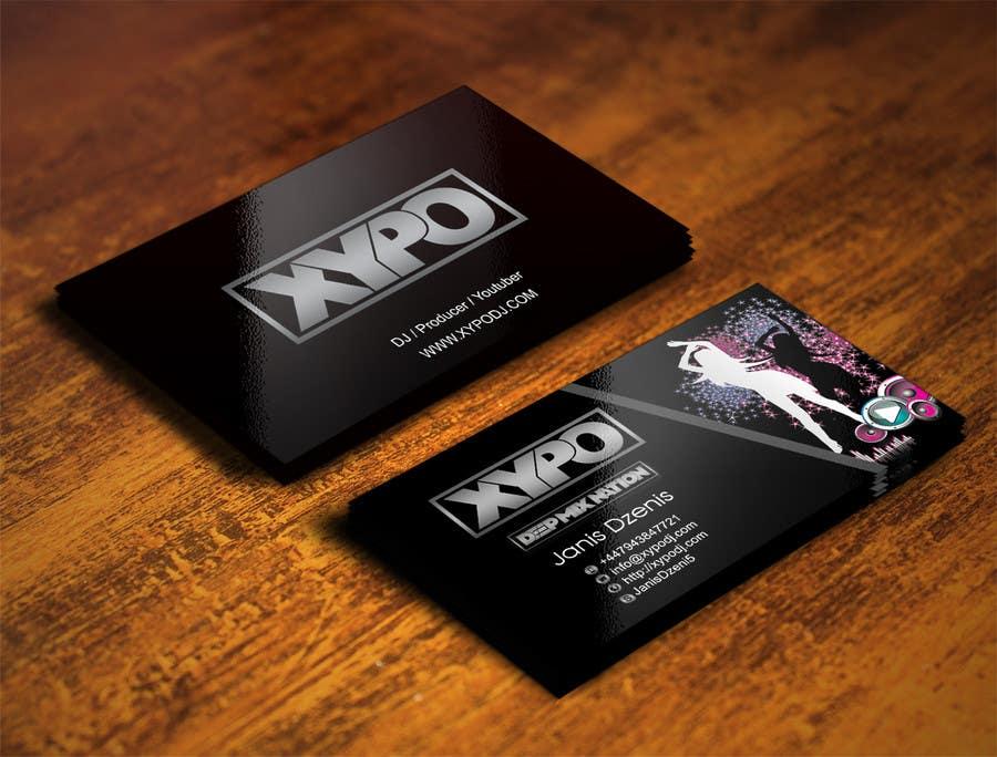 Konkurrenceindlæg #71 for BUSINESS CARD DESIGN