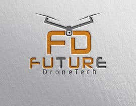 Nro 300 kilpailuun Logo for Drone Company käyttäjältä Valewolf