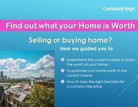Nro 6 kilpailuun Real Estate FB Ad Funnel in Groove Funnels käyttäjältä Hanaaelhosseni