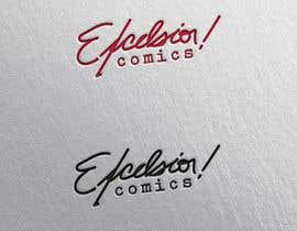 Nro 201 kilpailuun Need Logo: ExcelsiorComics.com käyttäjältä ewinzrabadoy