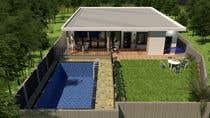 3D Rendering Konkurrenceindlæg #11 for Backyard Landscaping
