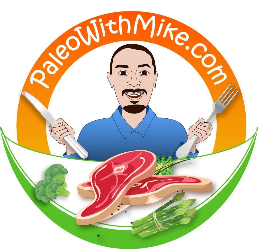 Konkurrenceindlæg #                                        18                                      for                                         Food & Fitness blog needs a logo