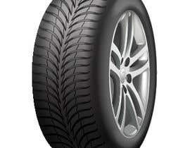 nº 28 pour Tire pattern design par abmrahmanar