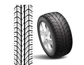 nº 17 pour Tire pattern design par sydulhasanrony75