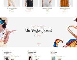 #14 для I want a beautiful and attractive website for my ecommerce business от contrivance14