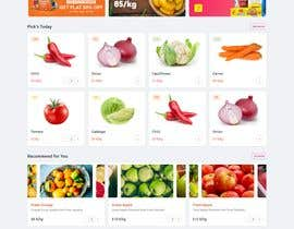 #3 для I want a beautiful and attractive website for my ecommerce business от miladul35