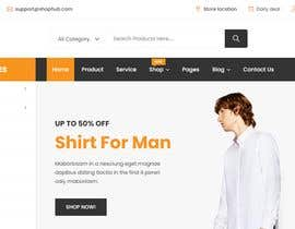 #13 для I want a beautiful and attractive website for my ecommerce business от Bzlimon