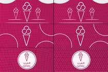 Graphic Design Kilpailutyö #13 kilpailuun create wall paper for Ice cream shop