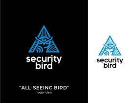 Nro 1324 kilpailuun Design a logo and style for our company SecurityBird käyttäjältä ura