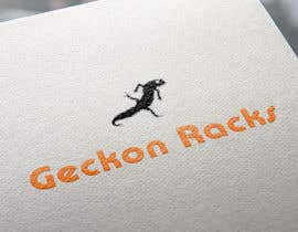 nº 16 pour Design a Logo for Standing Gecko par guptamonarch