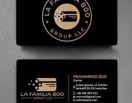 Nro 54 kilpailuun Business Card Design käyttäjältä imdrashidul349