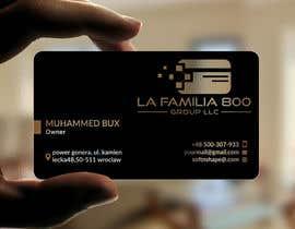 Nro 67 kilpailuun Business Card Design käyttäjältä imdrashidul349