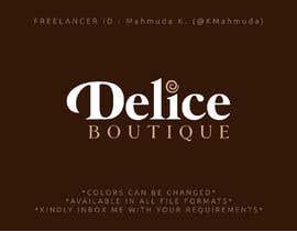 nº 631 pour Delice Boutique par KMahmuda