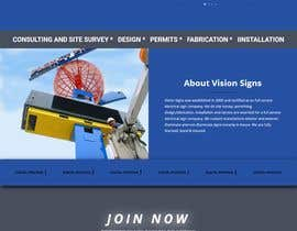 #24 for Wordpress front page theme with 3 inner pages. by mdu6415