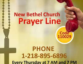 #6 for Prayer Line Flyer by LampangITPlus