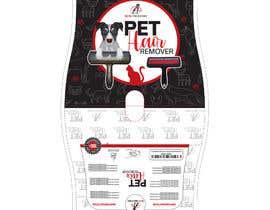 Nro 20 kilpailuun Pet Hair Remover packaging käyttäjältä sobujfreelancer