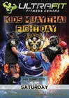 Graphic Design Contest Entry #7 for Design a Flyer for KIDS FIGHT DAY