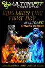 Graphic Design Contest Entry #6 for Design a Flyer for KIDS FIGHT DAY