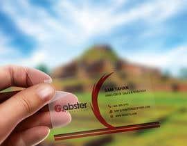 Nro 363 kilpailuun Design transparent business card käyttäjältä mithunnath767