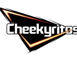 Nro 11 kilpailuun Create a NEW logo that looks like the DORITOS logo but reads CHEEKYRITOS käyttäjältä Bulok