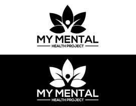 "nº 523 pour Logo ""My Mental Health Project"" par sabujmiah552"