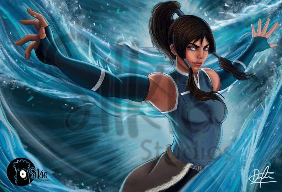 Konkurrenceindlæg #                                        24                                      for                                         Recreate 3 Superheroes - High Quality Photoshop or Illustrator Art