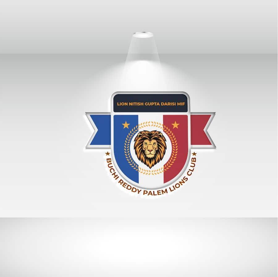 Penyertaan Peraduan #                                        58                                      untuk                                         Logo need for Lions club for local team