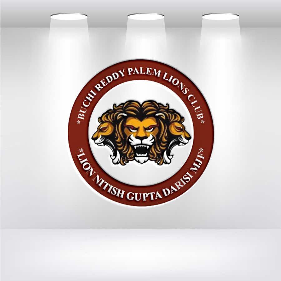 Penyertaan Peraduan #                                        24                                      untuk                                         Logo need for Lions club for local team