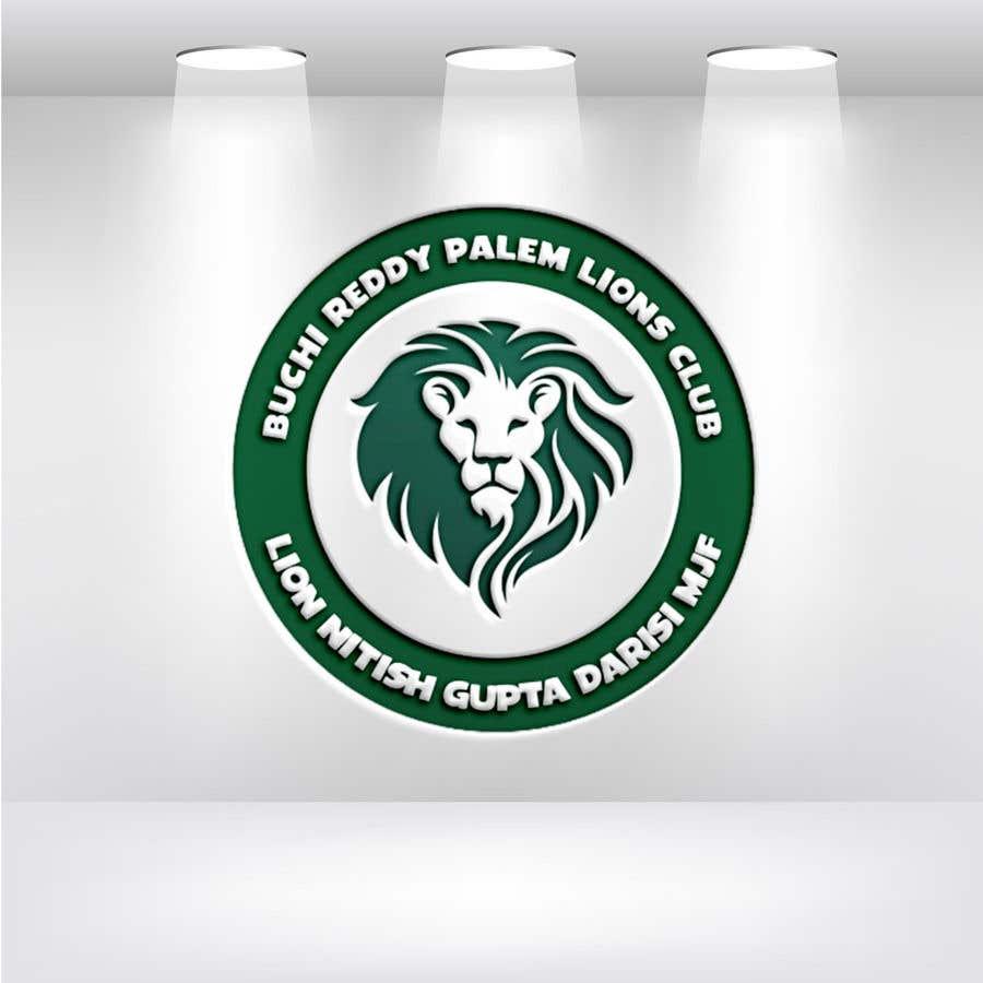 Penyertaan Peraduan #                                        47                                      untuk                                         Logo need for Lions club for local team