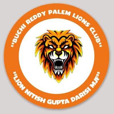 Penyertaan Peraduan #                                        50                                      untuk                                         Logo need for Lions club for local team