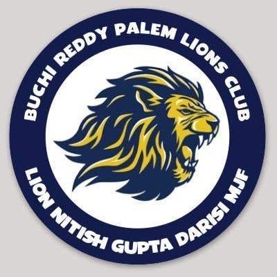 Penyertaan Peraduan #                                        55                                      untuk                                         Logo need for Lions club for local team