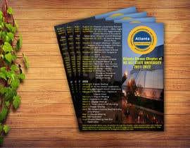 nº 90 pour Design a calendar flyer par mdliton61821