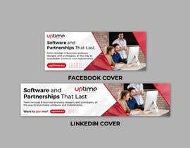 #39 for Facebook and LinkedIN cover photos by alakram420