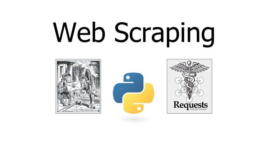 Proposition n°                                        10                                      du concours                                         Project Title: Web scraping using Python.