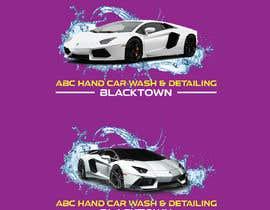 #556 for Upgrade Car Wash Logo Design by zihannet