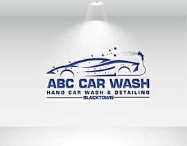 #373 for Upgrade Car Wash Logo Design by twentytwent2020