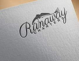Nro 183 kilpailuun Runaway Charters Logo käyttäjältä shikdermdrubel25