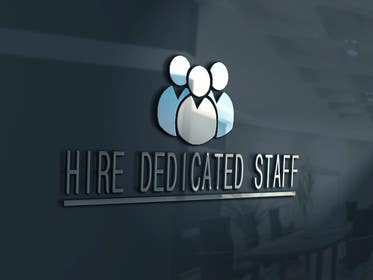#24 cho Design a Logo for Hire Dedicated Design bởi RAIDAHKHALIDSYED