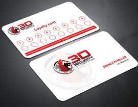 Nro 332 kilpailuun Customer Loyalty card käyttäjältä Sadikul2001