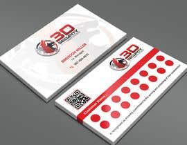 Nro 340 kilpailuun Customer Loyalty card käyttäjältä Sadikul2001