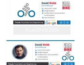 #42 para Design for 2 email signatures (Company, Employee) por itsmerenjith