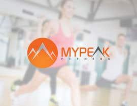 #127 untuk Design a Logo for mypeak fitness oleh SabreToothVision