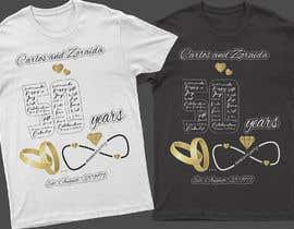 Nro 99 kilpailuun Creative a t Shirt Design käyttäjältä antoniustoni
