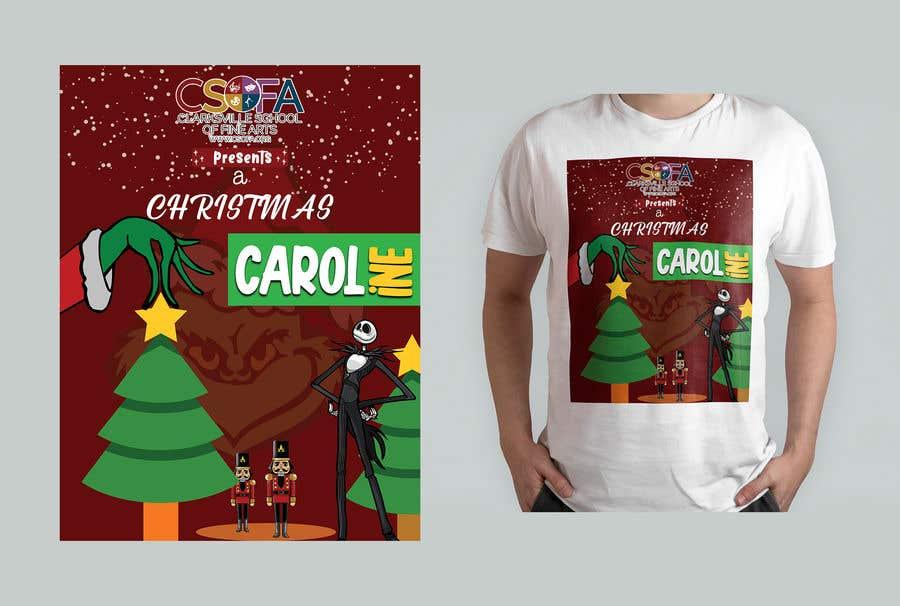 Penyertaan Peraduan #                                        47                                      untuk                                         Need a Poster design that will also look good on a teeshirt