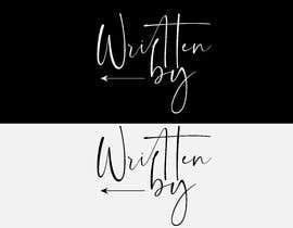nº 149 pour Written By logo  - 28/07/2021 19:35 EDT par neloydesign32