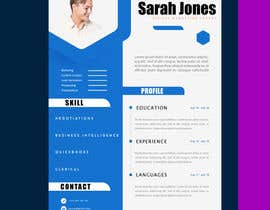 #55 for Build me a Template to present CV's of candidates on af ishtiaquesoomro1