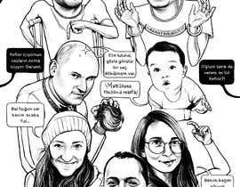 nº 20 pour 50 illustrations for a book par fazlikesgin