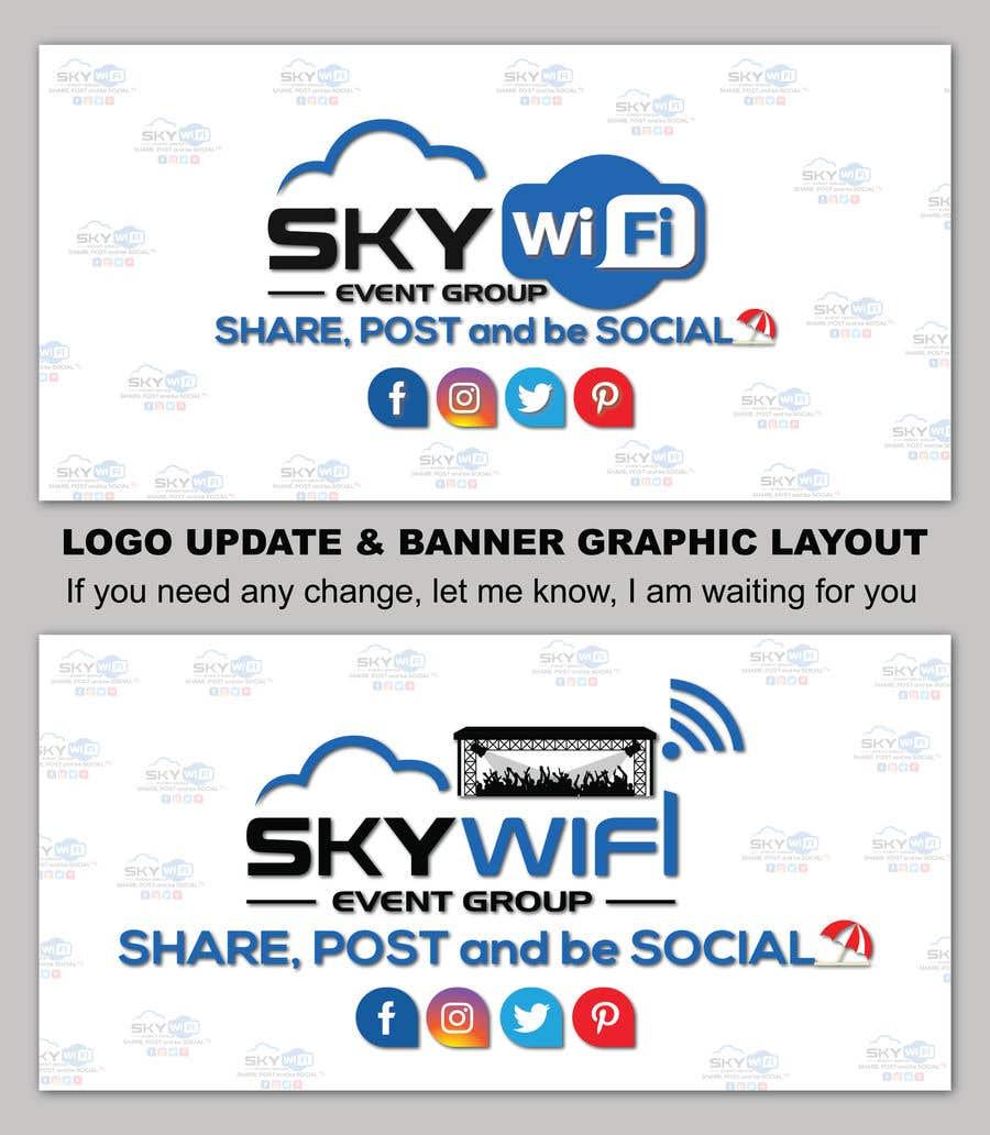 "Bài tham dự cuộc thi #                                        56                                      cho                                         LOGO Update & Banner Graphic Layout"""